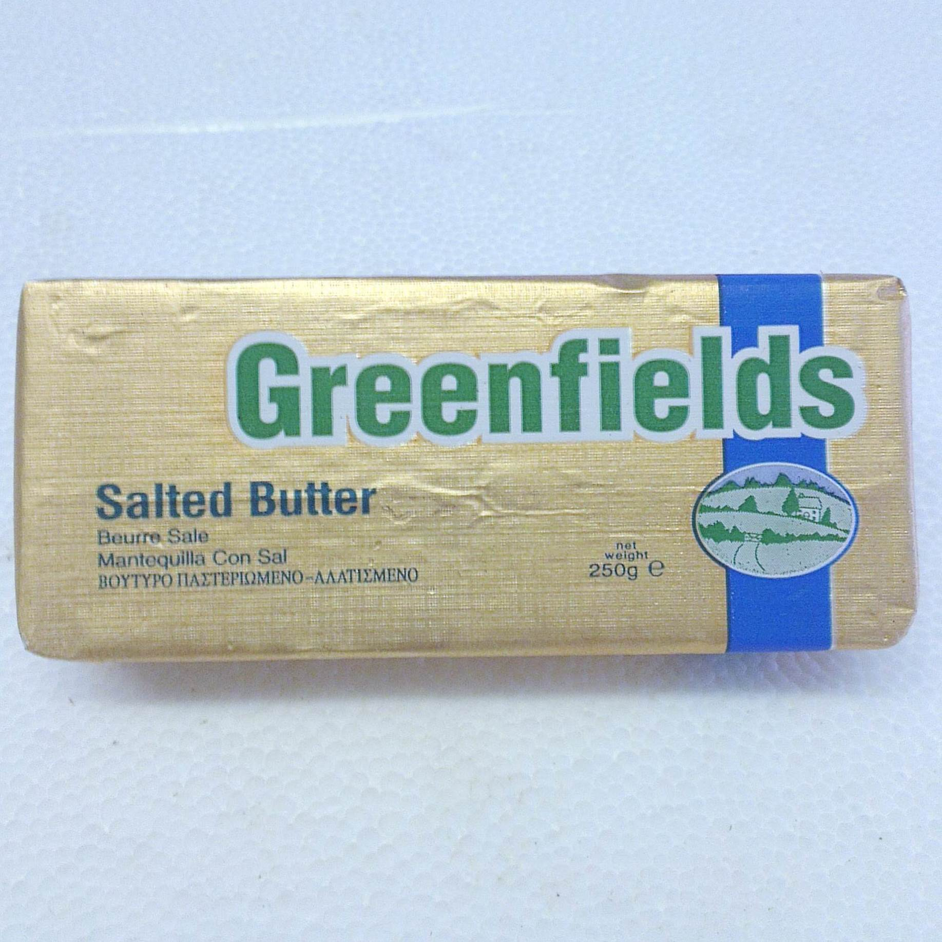 Greenfields Salted Butter 250g Khampasert