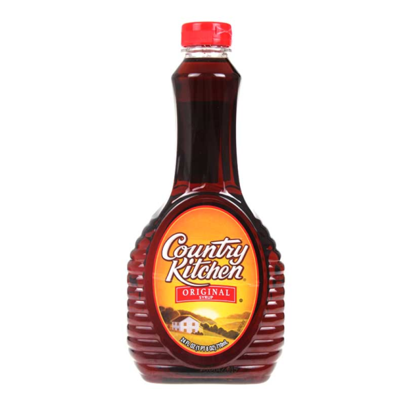 Log Cabin Country Kitchen Syrup